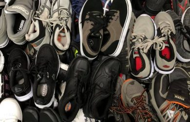 2 Name Brand Sport Shoes