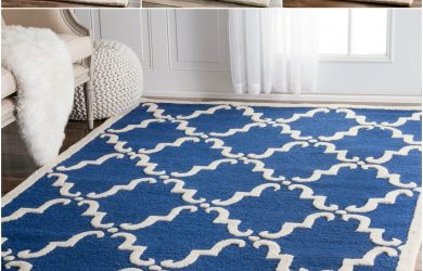 overstock wool rugs
