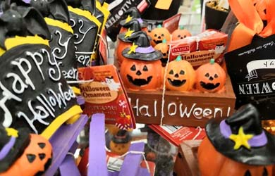 Halloween Props & Decor