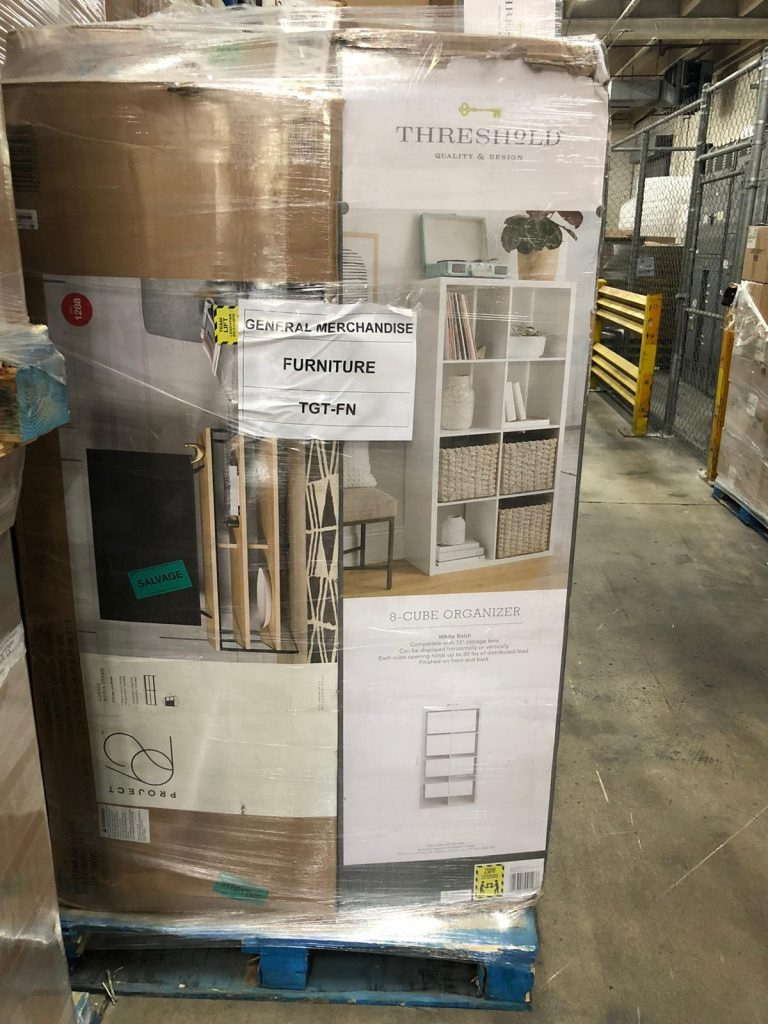 Wholesale Furniture Pallets