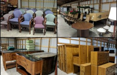 indoor furniture truckload
